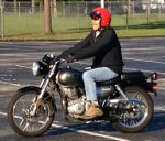 Motorcycle Training Program - Basic